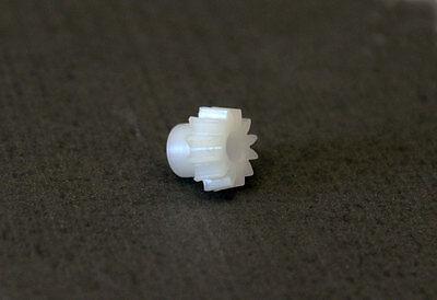 Ersatz - Zahnrad Kegelrad Kegelzahnrad für Achse in Lego Lok, 12 Zähne