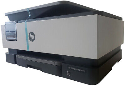 HP OfficeJet Pro 8035 All in one - Refurbished Printer (Gray)