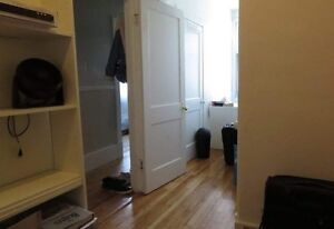 Plateau Room Sublet for June - August 2017