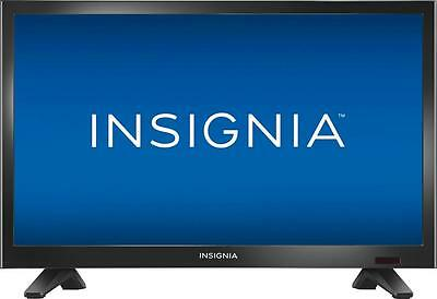"Open-Box Excellent: Insignia- 19"" Class (18.5"" Diag.) - LED - 720p - HDTV"