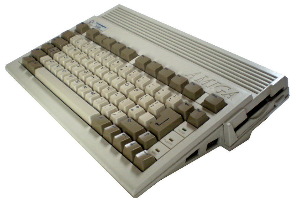 Commodore Amiga Wanted