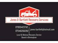Jones and Bartlett Recovery Service