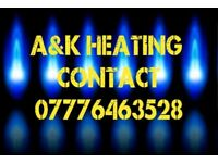 Gas safe engineer, Plumber Boiler repairs, hob, cooker installs