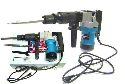 """H-D 1-1/2""""  ELECTRIC DEMOLITION  HAMMER DRILL WITH PUNCH AND CHISEL HD046B"""