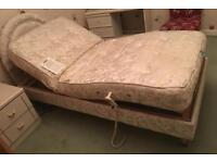 Electric single bed must be gone by Tuesday 28th February