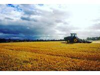 Harvest job East Lothian URGENT