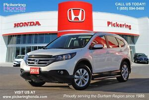 2014 Honda CR-V EX-L | LEATHER | SUNROOF | AWD
