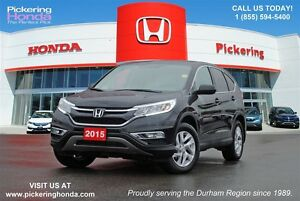 2015 Honda CR-V EX-L | LEATHER | SUNROOF | REAR & SIDE CAMERA