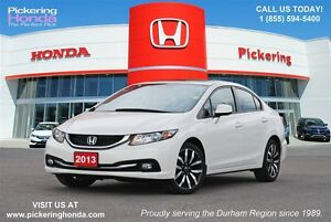2013 Honda Civic Touring | LEATHER | NAVI | SUNROOF