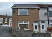 Two Bedroom End Terrace House - Gilfach, Bargoed