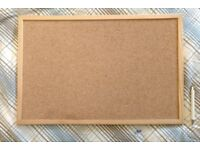 2 Cork Boards: 1 for 1.5£ | 2 for 2.5