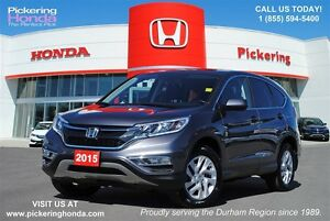 2015 Honda CR-V EX-L  | LEATHER | SUNROOF | ALL SEASON MATS
