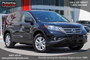 2014 Honda CR-V EX-L LEATHER AWD SUNROOF