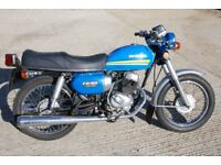 1979 Honda CD185T Full MOT