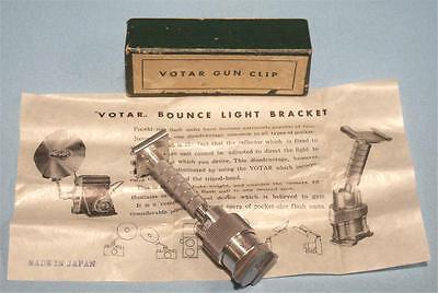 NIB VOTAR Bounce Light Flash Bracket for Collapsible Pocket Size Flash Units