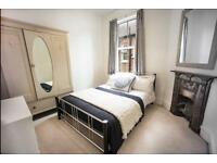 Chiswick, amazing double bedroom available