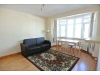 First floor spacious one bedroom flat with garden in Kingsbury.