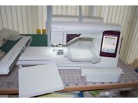For Sale Husqvarna Ruby Royale Embroidery and Sewing Machine