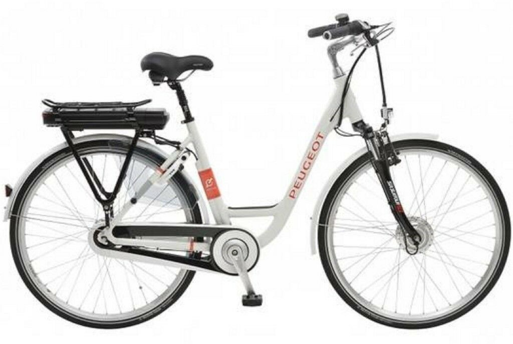 7b3b0a9e8b9 Peugeot Electric Bike Hybrid Ex Display Big Discount | in Corby ...