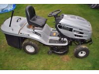 MTD MacAllister 15HP ride on LAWN MOWER tractor