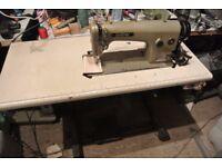 Brother Lockstitch/Flatbed INDUSTRIAL Sewing machine Model DB2-B716-403