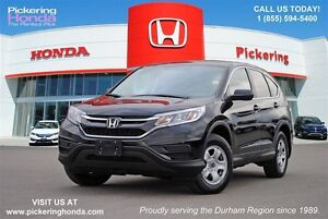 2015 Honda CR-V LX | BLUETOOTH | HEATED SEATS | REAR CAMERA