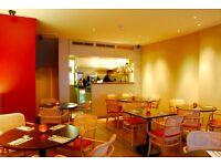 Full-Time Waiter/Waitress required for busy restaurant in Paddington.