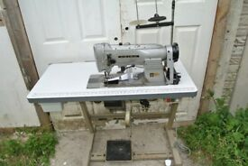 Seiko Walking Foot Industrial Walking Foot Machine** Bouncy Castles, Upholstery,Marquees,Horse Rugs
