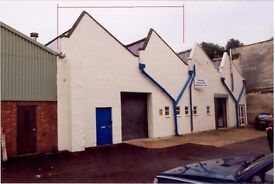 Small Industrial Unit To Let 1285 sq ft Stonehouse near J13 M5