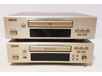 Denon CD & Tape / Cassette Hi Fi / Stereo Separates. Both in Fantastic Condition.