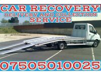 CAR RECOVERY DELIVERY AND COLLECTION