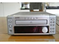 DENON UD-M3 Micro System CD Player Hi-Fi Separate Unit in Silver