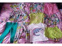 NEXT girls 12-18 month bundle dinosaur range