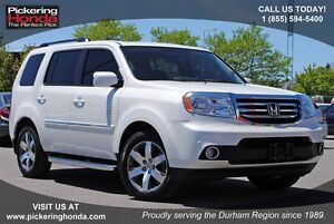 2014 Honda Pilot Touring LEATHER NAVI DVD
