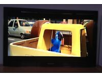 """Samsung 40"""" LCD Television Black Perfect Working Order Cost £600 - Bargain!!!"""