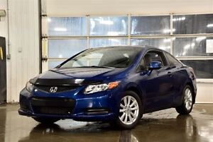 2012 Honda Civic EX COUP MAGS TOIT OUVRANT