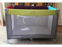 Mothercare Travel Cot/play pen