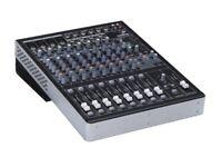 Mackie Onyx 1220i FireWire Recording Mixer Like new, studio