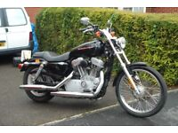 Harley Davidson XL 883C 2005 Sportster
