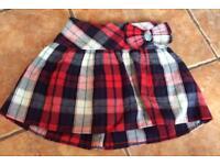 BNWT Girls Skirt 3-4 Years