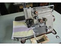Brother industrial 3/5 Thread overlocking sewing machine