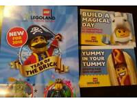 2× Legoland Windsor ticket