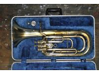 Yamaha YBH301 Baritone ,Great condition with Mouthpiece and Hardcase