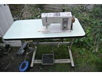 Bernina 950 Record Automatic Zig Zag Freehand Embroidery Industrial Machine