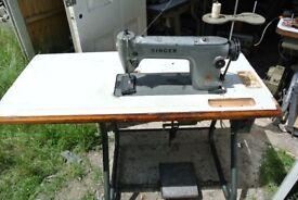 Singer 291U3 Sewing Machine-FOR HORSE RUGS, CURTAIN, DENIM, CANVAS, STUDIOS