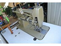 Mitsubhishi DY-253 Industrial Walking Foot Sewing Machine , LEATHER, HORSE RUG