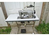 Seiko Compound Needle Feed Industrial Walking Foot Sewing Machine