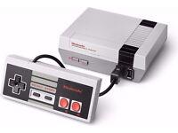 Nintendo Classic Mini, Nes Mini BRAND NEW AND SEALED!