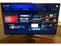 40in Samsung 4K HDR UHD SMART TV WI-FI FREEVIEW HD WARRANTY