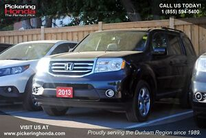 2013 Honda Pilot EX-L | LEATHER | REMOTE STARTER | HITCH